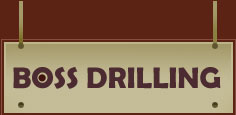 Boss Drilling logo